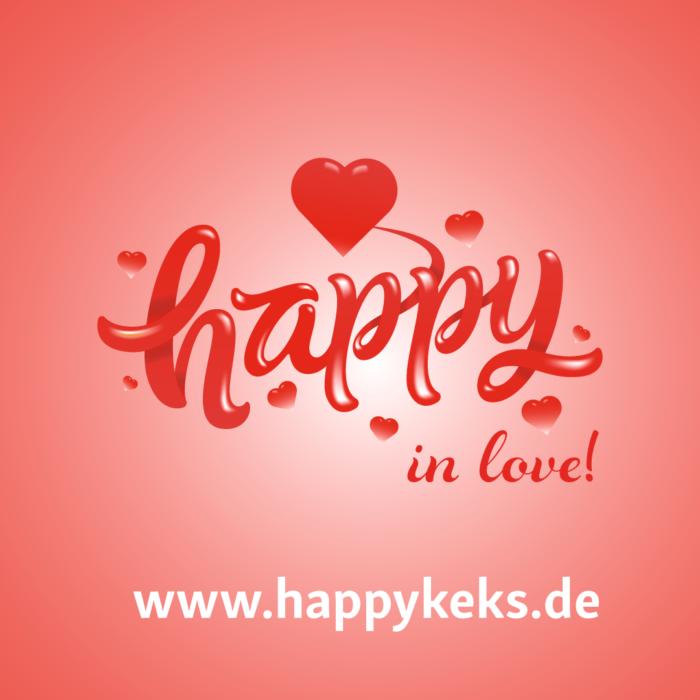 Happy In Love Logo